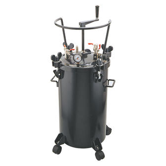 40L Hand Mixing Adjusting Valve Paint Tank