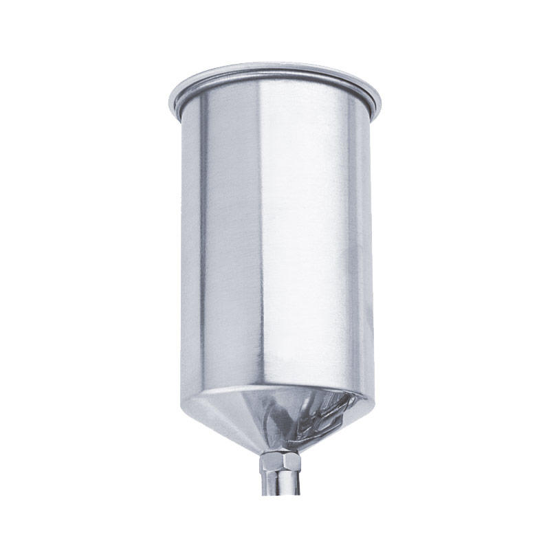 1000CC HVLP Gravity Feed Aluminum Paint Cap