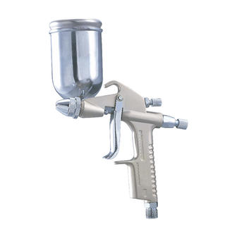 200cc Handhold Gravity Feed Mini Spray Gun