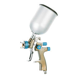 1.4mm Nozzle Softy body HVLP Spray Gun