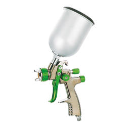 1.3mm Nozzle Plastic Body HVLP Spray Gun