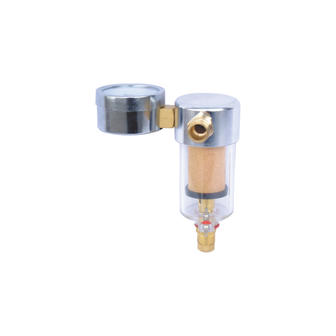 0 -100 Psi Regulator & Filter With Guage