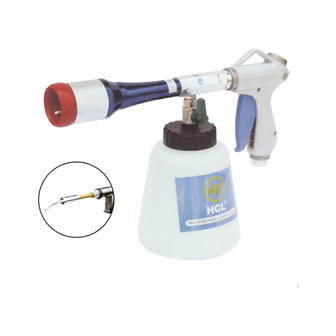 Aluminum-alloy Nozzle Efficient Car Washing Gun